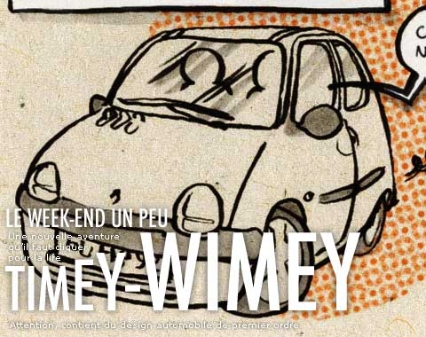 titre Timey-Wimey