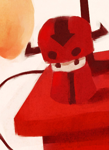 Illustration - Rondelette par Juh (détail)